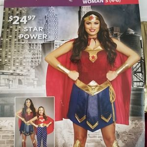 Star Power Super Women Custom Dress
